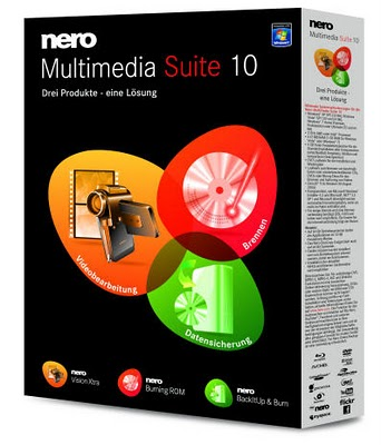 Nero Multimedia Suite Platinum HD